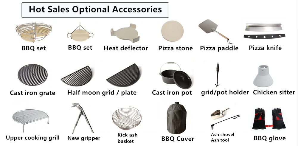TOPQ Optional Accessories